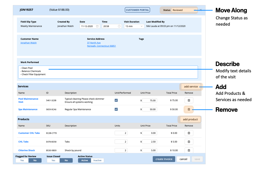 Ignition Software Field Slip Review